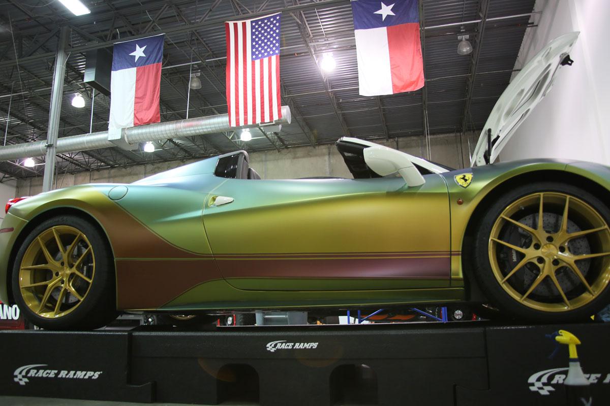 New Vinyl Shifting Color Wraps Car Wrap City