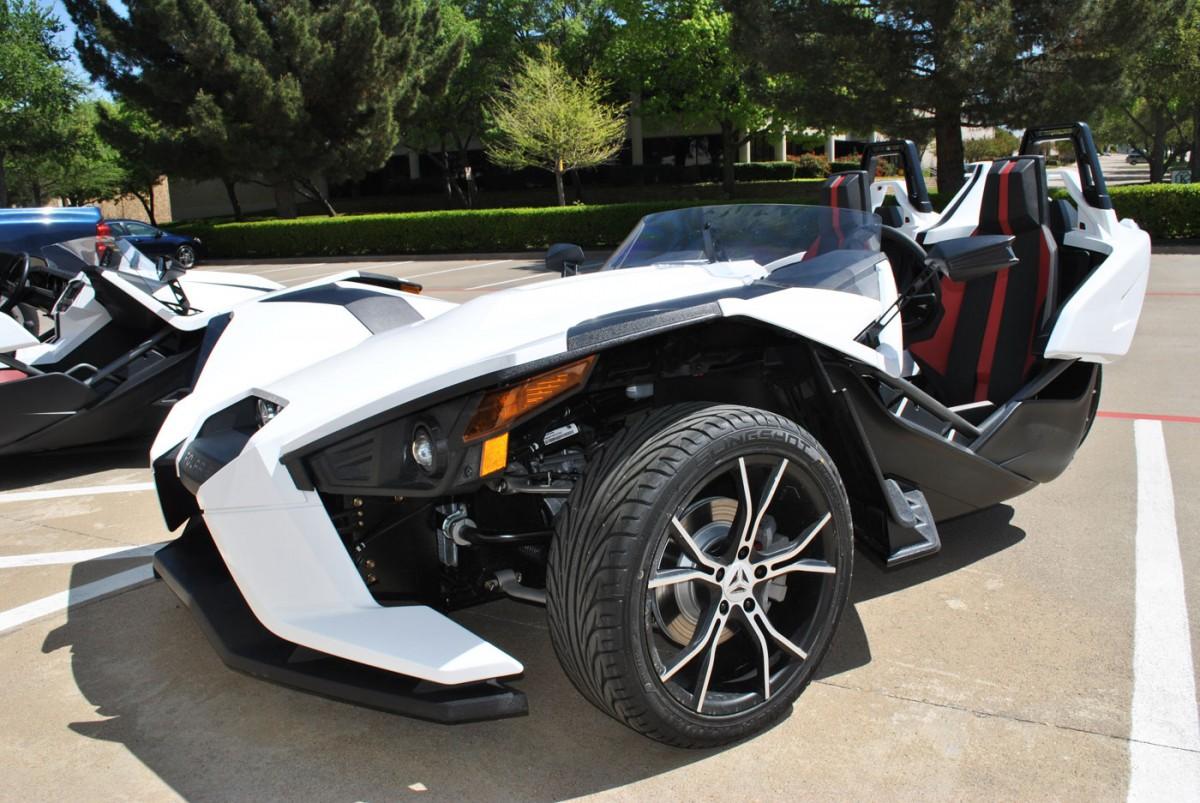 Polaris Slingshot Wraps Car Wrap City