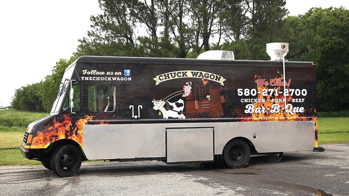 Wagon Food Truck