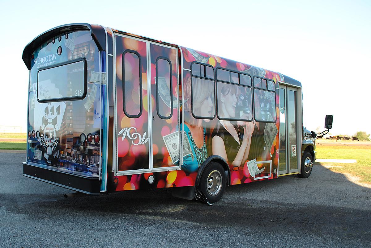 casino bus