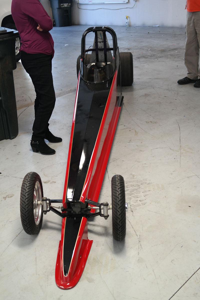 Junior Dragster Custom Wrap | Car Wrap City