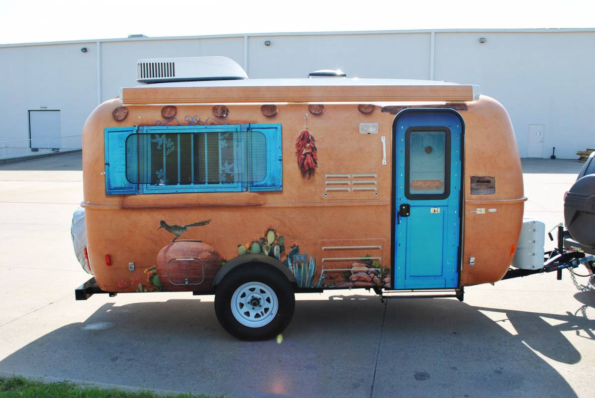 Rv Campers For Sale >> Casita Trailer Full Wrap | Car Wrap City