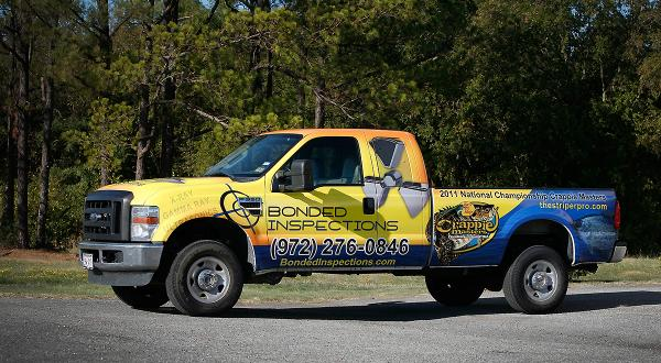 Ford F-350 Full pick up truck wrap
