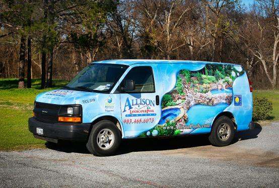 Full Chevrolet Cargo Van Wrap