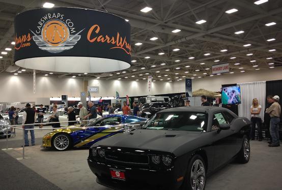 Dallas Auto Show >> We Are At The 2013 Dfw Auto Show Car Wrap City