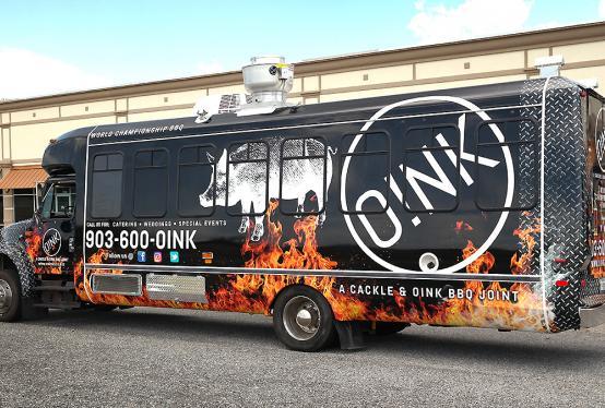 Sandy Sue S Bbq Food Truck